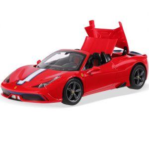 Радиоуправляемая Ferrari 458 Speciale A (складывается крыша, 1:14, 33 см)