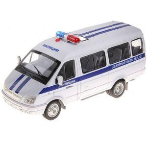 Радиоуправляемая ГАЗель микроавтобус (47 см)