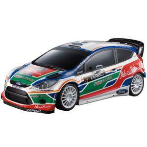 Радиоуправляемая Ford Fiesta WRC (1:16, 26 см)