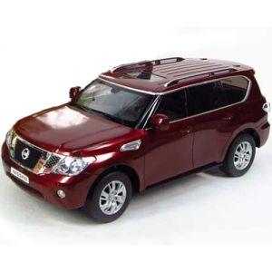 Радиоуправляемый Nissan Patrol (1:16, 31 см)