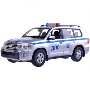 Радиоуправляемая Машина 1:16 Toyota Land Cruiser Полиция (33 см)