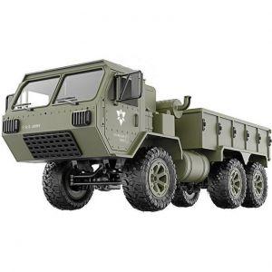 Радиоуправляемый Американский Военный Грузовик (6x6, 1:16, 48 см.)