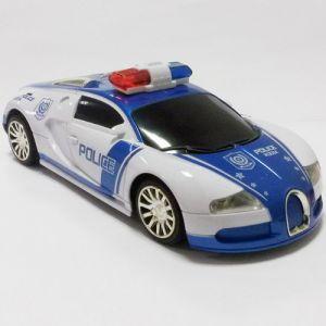 Радиоуправляемая Bugatti Veyron полицейская (1:18, 22 см)