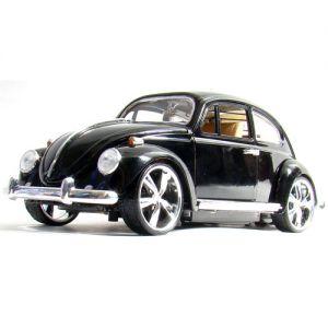 Машина 1:18 Volkswagen Beetle 1967 (21 см., металл)