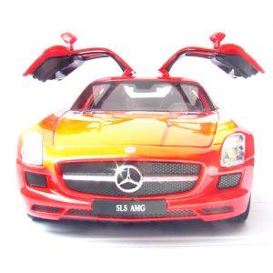 Радиоуправляемая Машинка 1:24 Mercedes-Benz SLS (20 см, металл)