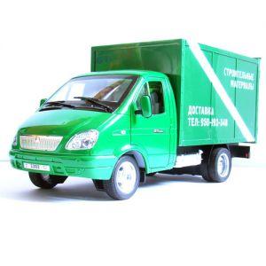 Радиоуправляемая ГАЗель с фургоном (47 см)