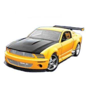 Радиоуправляемый Ford Mustang GTR (1:28, 16 см)