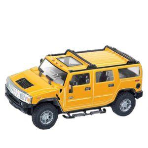 Радиоуправляемый Hummer H2 (1:24, 16 см)