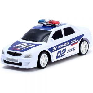 Радиоуправляемая Полицейская Приора (1:24, 18 см)