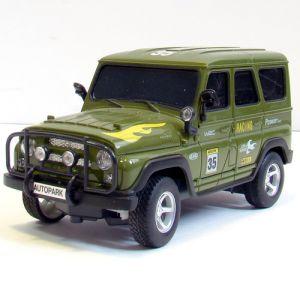 Машина 1:28 УАЗ Хантер радиоуправление с пультом