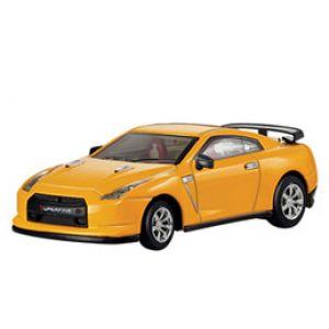 Радиоуправляемый микро Nissan GTR (1:43, 9 см.)