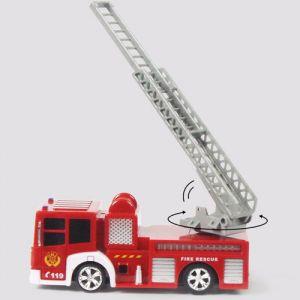 Радиоуправляемая Мини Пожарная машина (1:63, 8 см.)