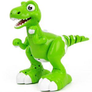 Интерактивный умный Динозавр на пульте (32 см.)