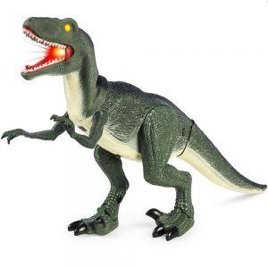 Радиоуправляемый динозавр Велоцираптор Dinosaur Planet (52 см)
