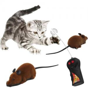 Радиоуправляемая мышь (15 см)