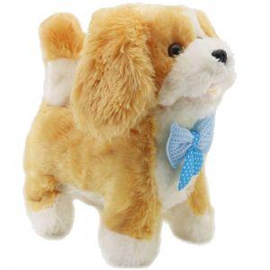 Радиоуправляемая плюшевая собака Спаниель (23 см.)