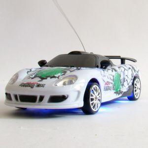 Машина Дрифт 1:24 Porsche Carrera (18 см, подсветка)