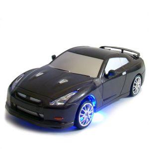 Радиоуправляемая Машина Дрифт 1:24 Nissan Skyline GTR R35 (18 см, подсветка)