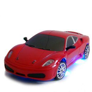 Машина Дрифт 1:24 Ferrari F430 (18 см, подсветка)