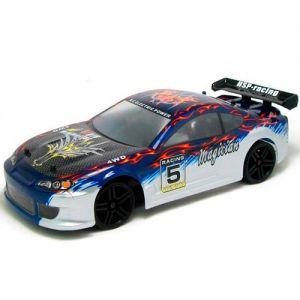 Радиоуправляемая Машина Дрифт 1:18 Magician Nissan Silvia (23 см)