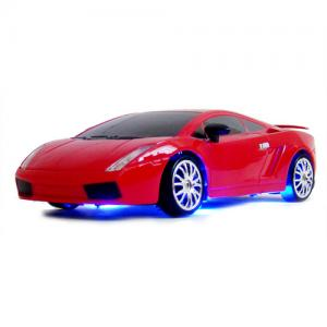 Машина Дрифт 1:24 Lamborghini (18 см, подсветка)