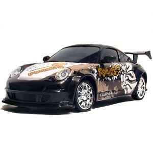 Машина Дрифт 1:18 Porsche 911 (23 см)