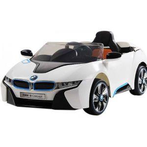 Детский Электромобиль BMW i8 Concept (1 место, до 40 кг, 127 см)