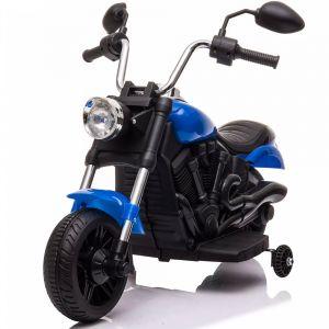 Детский Электромотоцикл Чоппер (1 место, до 25 кг, 80 см)