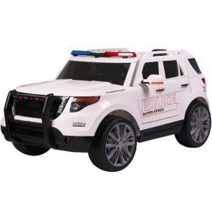 Детский электромобиль Полицейский Ford Explorer (1 место, до 35 кг, 120 см)