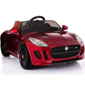 Детский электромобиль Jaguar RS-3 (2 места, до 40 кг, 126 см)