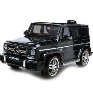 Детский Электромобиль Mercedes-Benz G63 AMG Гелендваген (1 место, до 40 кг, 132 см)