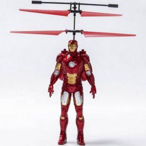 Летающий Железный человек (20 cм, управление от руки)