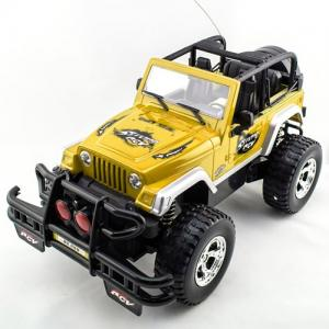 Радиоуправляемый Джип 1:10 Jeep открытый (40 см)