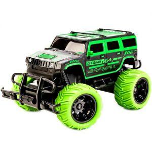 Радиоуправляемый Джип Hummer Кислотно-Зеленый (1:20, 22 см.)
