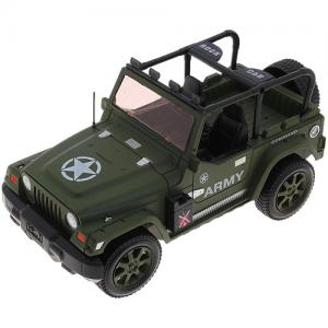 Радиоуправляемый Внедорожник 1:16 Jeep военный (25 см.)
