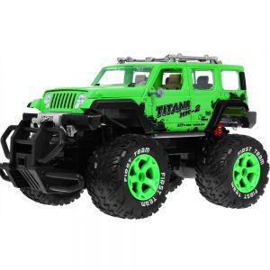 Радиоуправляемый внедорожник Jeep Wrangler (1:12, 38 см)
