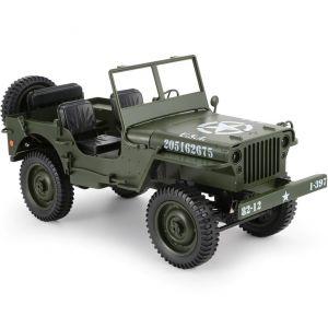 Радиоуправляемый Willys MB Jeep (4x4, 1:10, 34 см.)