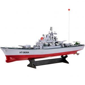 Радиоуправляемый Боевой Корабль Battleship (1:250, 58 см.)