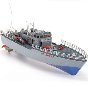 Радиоуправляемый Торпедный катер Warship (1:115, 49 см)