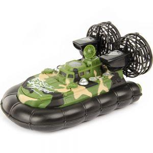 Радиоуправляемый военный катер на воздушной подушке (38 см.)