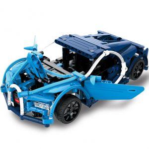 Радиоуправляемый Конструктор Bugatti Veyron (419 деталей, 28 см.)