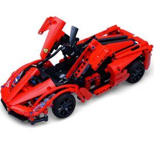 Радиоуправляемый Конструктор Ferrari (380 деталь, 30 см.)