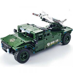 Радиоуправляемый Конструктор Humvee (502 деталей, 30 см.)