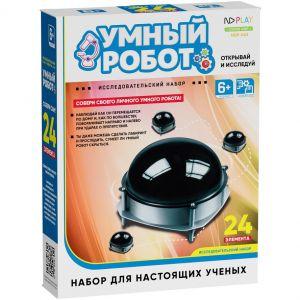 Исследовательский конструктор Умный робот (24 элемента,  25 см.)