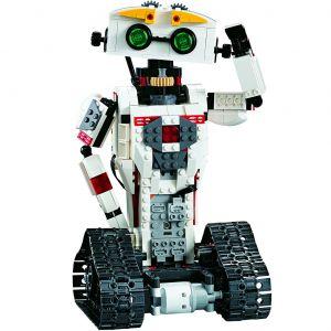 Радиоуправляемый Конструктор Робот KAKA 2 в 1 (710 деталей, 28 см.)