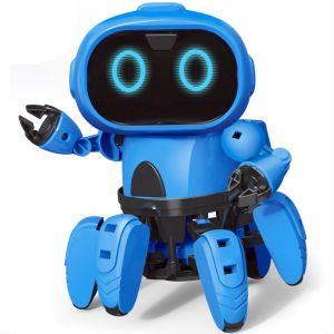Умный радиоуправляемый конструктор Робот-осьминог (16 см.)