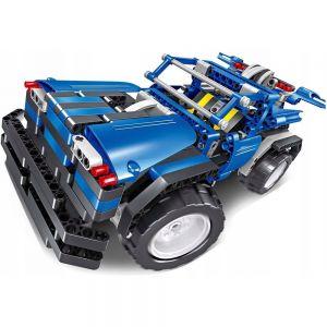 Радиоуправляемый Конструктор Машинка Sportscar (443 деталей, 29 см.)