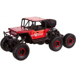 Радиоуправляемый 6-ти колесный Краулер Jeep (2.4 GHz, 1:10, 40 см.)