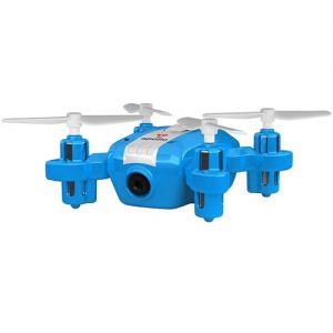 Мини-Квадрокоптер Шпион (8 см, трансляция видео, для iPhone и Android)