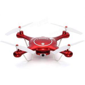 Квадрокоптер Syma X5UW с трансляцией видео на смартфон (HD 720p, 32 см, 2.4Ghz)